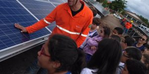 Usina de Energia Solar colegio ceu azul (14)